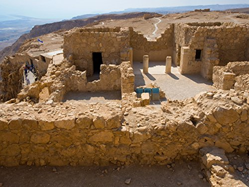 - Masada: Herod's Desert Palace and the Siege