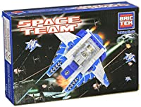 Brictek 4 Space Defender Building Kit