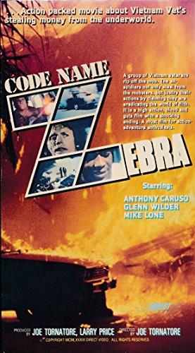 Code Name: Zebra [VHS]