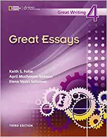 50 essays second edition