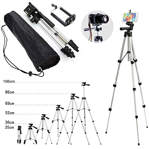 New Tripod Stand Holder Mount for Professional Camera iPhone Samsung Call Phone With - Airport Shops In Adelaide