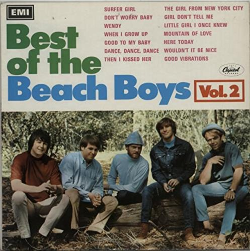 Beach Boys - The Best Of The Beach Boys Vol. 3 - Zortam Music