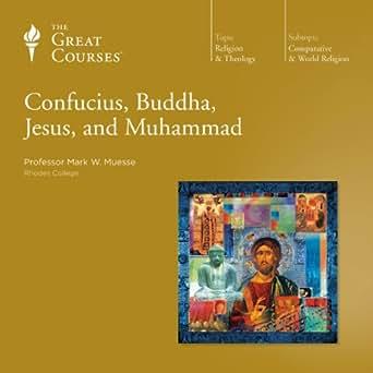 amazon com confucius buddha jesus and muhammad audible audio