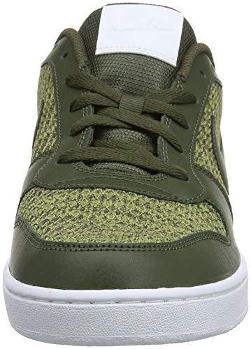Ebernon 200 Olive white Nike De Prem Khaki neutral Homme Chaussures Basketball cargo Multicolore Low HZwdUq