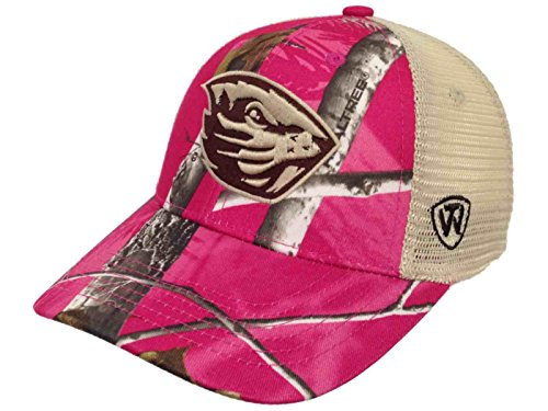 Top of the World Oregon State Beavers TOW WOMEN Pink Real...