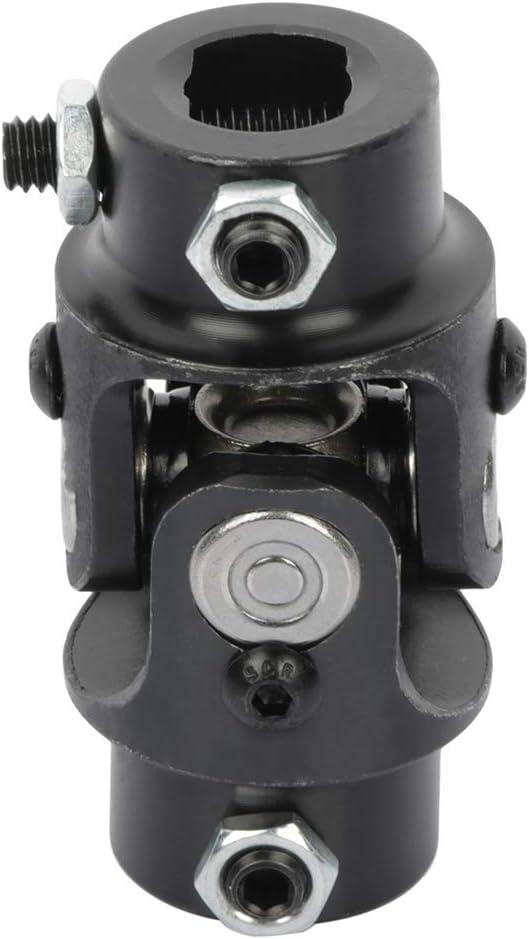 OCPTY Universal Steering U-Joints fits for Black 35 Degree 3//4 DD X 13//16-36 Spline
