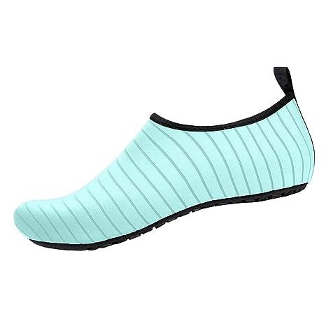 perfeclan Zapatillas de Agua Antideslizante Calzado Unisex ...