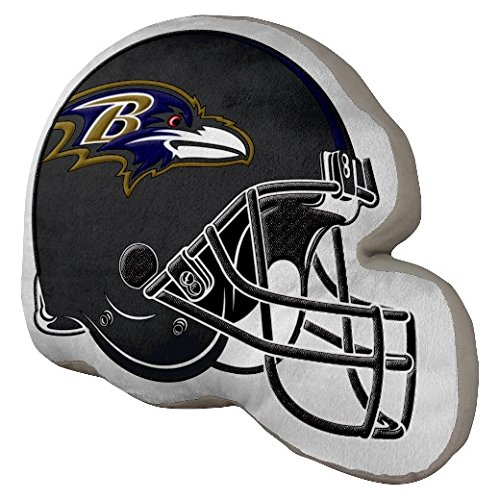 The Northwest Company Baltimore Ravens Helmet Plush Pillow