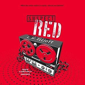 Suspect Red Hörbuch von L. M. Elliott Gesprochen von: Elizabeth Wiley