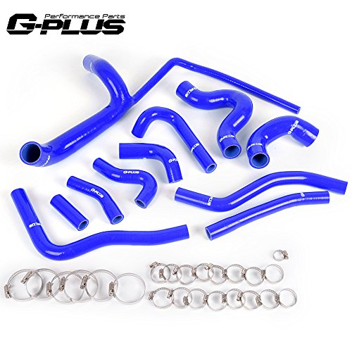 - Silicone Radiator Hose Kit For Audi 100(S4/S6) C4(4A) AAN S4 91-94/ S6 95-97