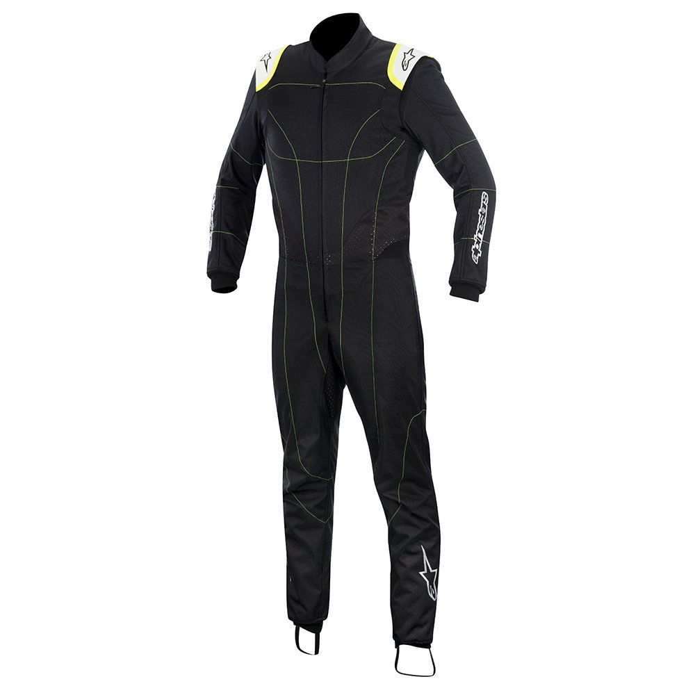 Alpinestars 3351015-155-60 KMX-1 Race Suit by Alpinestars
