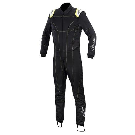 Amazon.com: Alpinestars 3351015-124-52 KMX-1 Race Suit ...