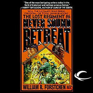 Never Sound Retreat Audiobook
