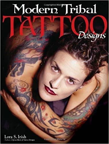 Modern Tribal Tattoo Designs by Lora Irish (2009-04-01)