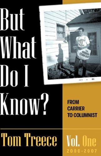 Download But What Do I Know? Vol. 1 pdf epub
