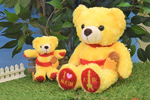 Your local Bear Osaka Tsutenkaku Bear stuffed toy S Osaka souvenir stuffed toy