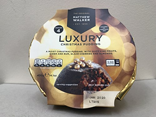 Matthew Walker - Luxury Holiday Pudding - 400g