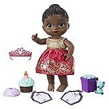 Boneca Baby Alive Festa Surpresa Hasbro Negra