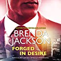 Forged in Desire: The Protectors Audiobook by Brenda Jackson Narrated by Ron Butler