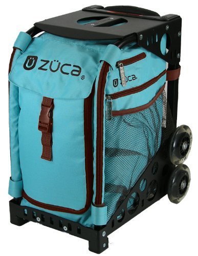 Zuca Bag Calypso- Black Frame by ZUCA