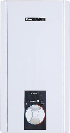 thermoflow HYDREX21 Hydrex 21 N Hydraulischer Durchlauferhitzer, 400 V, weiß, KW