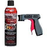 FW1 Waterless Wash & Wax Polish with Carnauba and Spray Gun (17.5oz) by Fast Wax