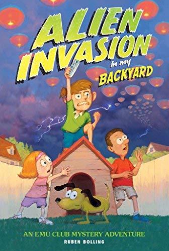 Alien Invasion in My Backyard: An EMU Club Adventure