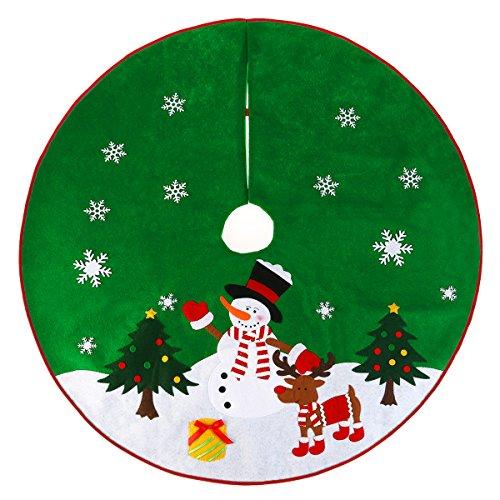 Green Christmas Christmas Tree - 8