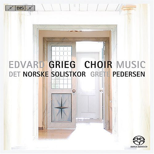 GRIEG / NORWEGIAN SOLOISTS CHOIR / PEDERSEN