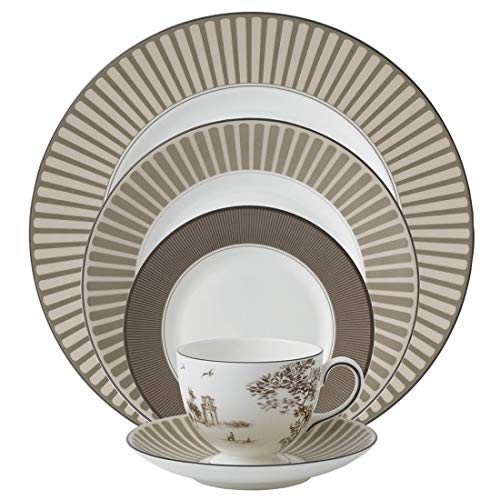- Wedgwood Parkland 5-Piece Place Setting