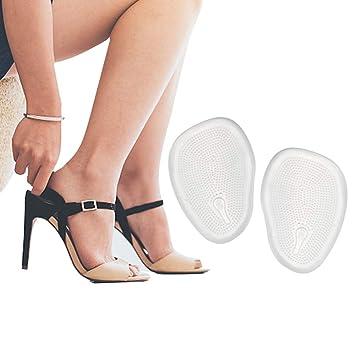 Amazon.com: Almohadillas de metatarsal para zapatos de bola ...