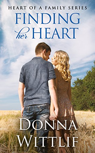 Finding Her Heart by Donna Wittlif ebook deal