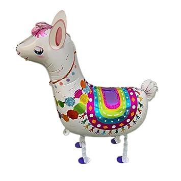 Amazon.com: Globos de animales para caminar, diseño de oveja ...