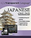 Transparent Language Online - Japanese - Student Edition [6 Month Online Access]