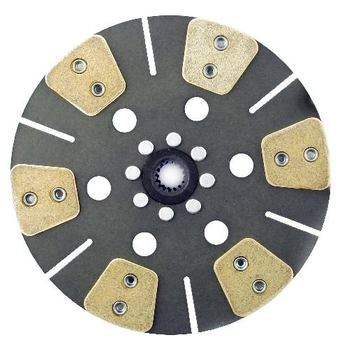 """New 11"""" Transmission Clutch Disc For John Deere 300 Series 301 302 400 Series +"""
