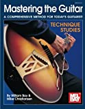 img - for Mastering the Guitar - Technique Studies book / textbook / text book