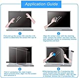 AntiBlueLight Glare Screen Protector for