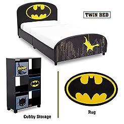 Delta Children - Batman Twin Furniture S...