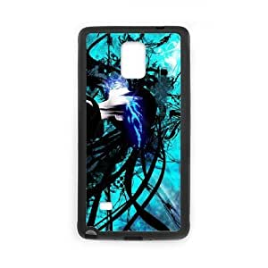 Samsung Galaxy S4 Phone Case Black Black Rock Shooter TYTH3821622