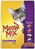 Meow Mix Dry Cat Food, Chicken Turkey Salmon and Oceanfish, 16-Pound Bag, My Pet Supplies