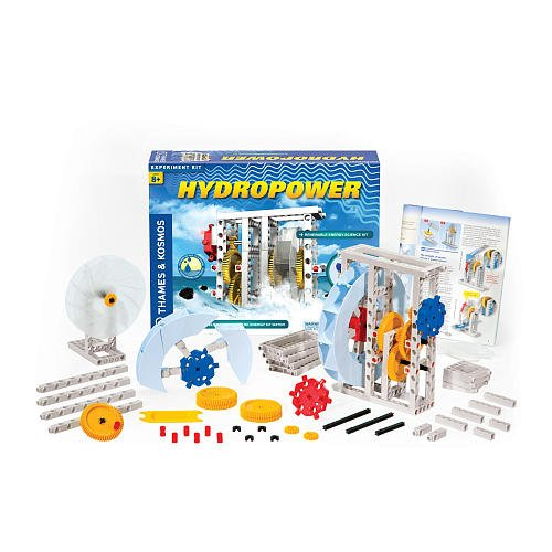 Thames   Kosmos Hydropower Renewable Energy Science Kit