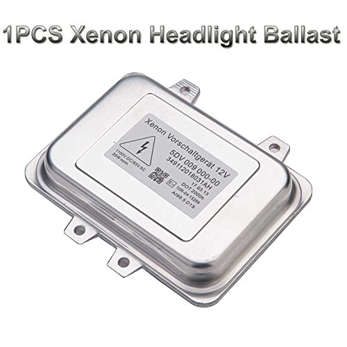 New Xenon HID Headlight Ballast Control Unit Module For 07-13 Cadillac Escalade D1S