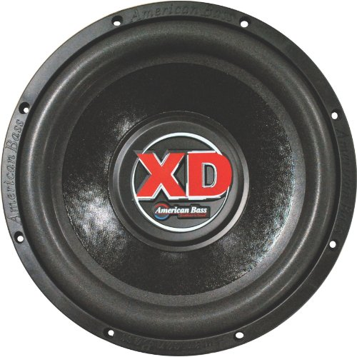 American Bass Xd1544 15 1400w Car Audio Subwoofer Sub 1400 Watt