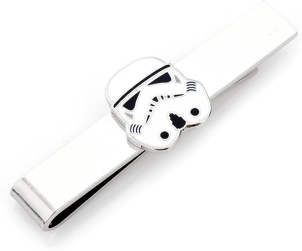 Cufflinks Inc. Star Wars Storm Trooper Head Tie Bar