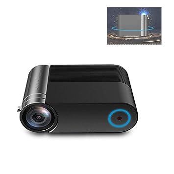 GJZhuan Proyector LED, Mini Proyector HD 1280x720 con ...
