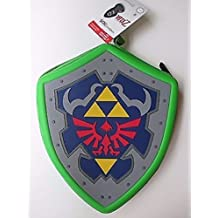 Zelda 3DS XL Case Hylian Shield Case The Legend of Zelda Hard Pouch Nintendo 3DS PowerA by BD&A