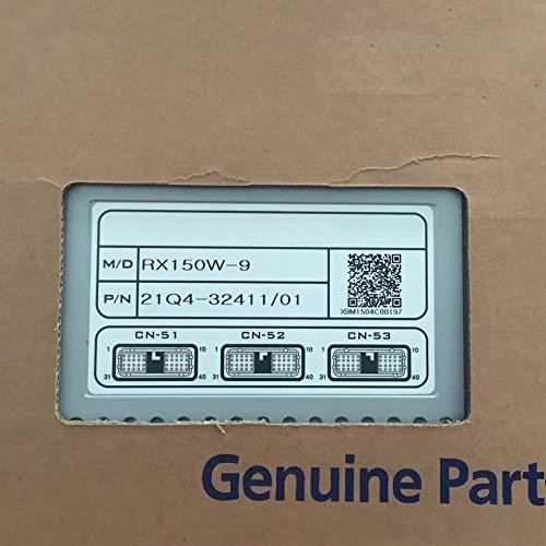 最安値級価格 CPU コントローラー RX150W-9用 MCU 21Q4-32411 MCU Hyundai Excavator RX150W-9用 B07HF5H3HY B07HF5H3HY, HONEY SPOON ハニースプーン:15ce3477 --- arianechie.dominiotemporario.com