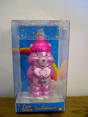 Care Bears Share Bear Glass Ornament Christmas Holiday