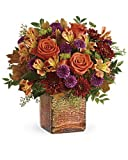 Fasan Florist - Golden Amber bouquet - Fresh and Hand DeliveredDoggy Supply Mall