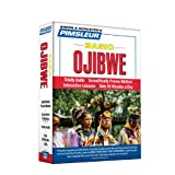 Pimsleur Ojibwe Basic Course - Level 1 Lessons 1-10 CD: Learn to Speak and Understand Ojibwe with Pimsleur Language Programs